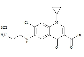 Ciprofloxacin related compound