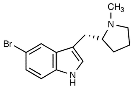 R-5-Bromo-3-(N-methylpyrrolidin-2-ylmethyl)-1H-indole
