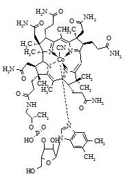 Cyanocobalamin Impurity H 8-epi-Cyanocobalamin