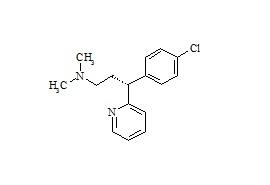 Dexchlorpheniramine Maleate EP Impurity B ((R)-Clorphenamine)
