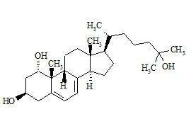1-α-25-Dihydroxycholecalciferol impurity 1