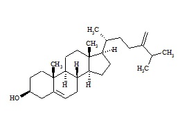 24-Methylene cholesterol