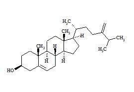 24-Methylene cholesterol
