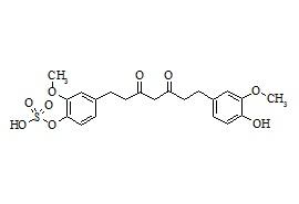 Tetrahydrocurcumin Sulfate