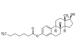 Estradiol 3-Enanthate