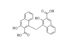 Embonic Acid