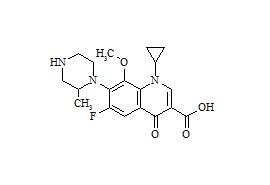 Iso-Gatifloxacin