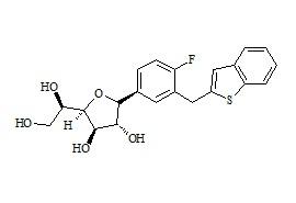 Ipragliflozin Impurity 1