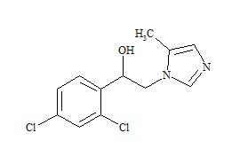 1-(2,4-Dichlorophenyl)-2-(5-methylimidazole-1-yl)-ethanol