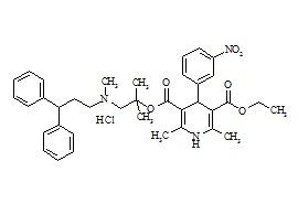 Lercanidipine Ethyl Impurity (Impurity 4)