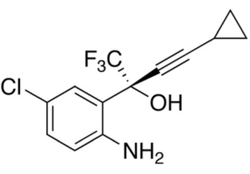 (R)-5-Chloro-α-(cyclopropylethynyl)-2-amino-α-(trifluoromethyl) benzenemethanol