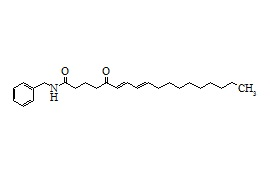 Macamide Impurity 11 (N-Benzyl-5-Oxo-6E,8E-Octadecadienamide)