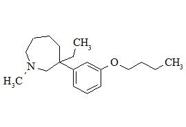 Meptazinol impurity E