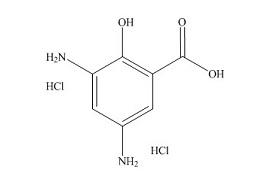 Mesalamine Impurity J dihydrochloride