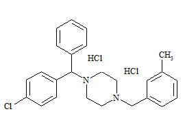 Meclizine DiHCl