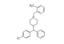 Meclizine Impurity 3 (Isomedizine)