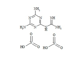 Metformin EP Impurity B Dinitrate