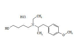 Mebeverine Alcohol HCl