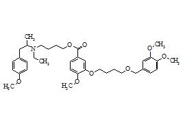 Mebeverine Impurity G1