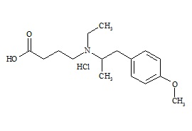 Mebeverine Acid HCl