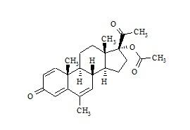Megestrol Acetate Impurity E