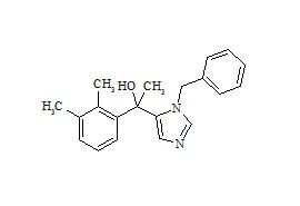 Medetomidine Impurity (N-Benzyl hydroxymedetomidine)