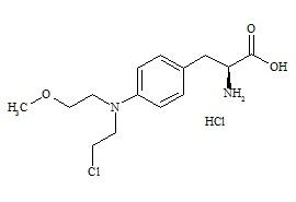 Melphalan impurity I hydrochloride