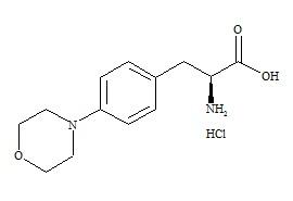 Melphalan impurity B hydrochloride