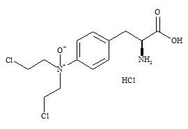 Melphalan N-Oxide Impurity HCl
