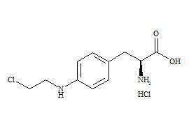 Melphalan Mono-chloroethyl Impurity HCl