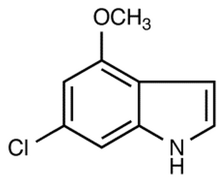 6-Chloro-4-methoxy Indole