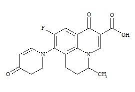 Nadifloxacin isomer 2