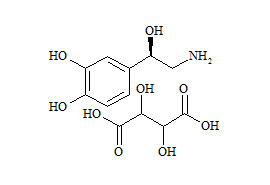 Norepinephrine Tartrate (Noradrenaline Tartrate)