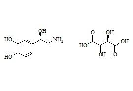 Norepinephrine Tartrate Impurity 1