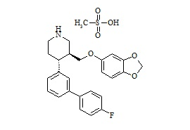 Paroxetine Related Impurity 7