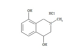 Phenylephrine Impurity HCl (1,2,3,4-Tetrahydro-4,8-Dihydroxy-2-Methyl-Isoquinoline HCl)