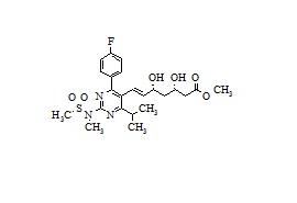 (3S,5R)-Rosuvastatin methyl ester