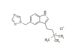 Rizatriptan Trimethylammonium Chloride