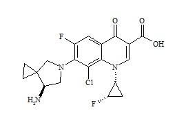 Sitafloxacin