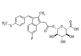 Sulindac Sulfide Acyl Glucuronide