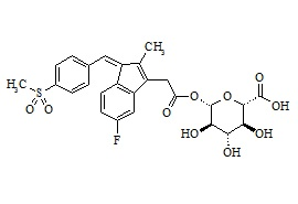 Sulindac Sulfone Acyl Glucuronide