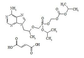 rac-Tenofovir Disoproxil Related Compound G Fumarate