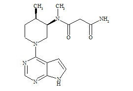 Tofacitinib related compound 1