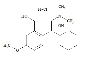 Venlafaxine Hydroxyl Methyl Impurity