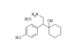 O-Desmethyl-N,N-didesmethyl venlafaxine HCl