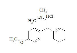Venlafaxine Impurity F HCl