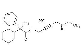 (R)-N-Desethyl oxybutynin hydrochloride