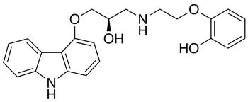 (S)-(-)-O-Desmethyl Carvedilol