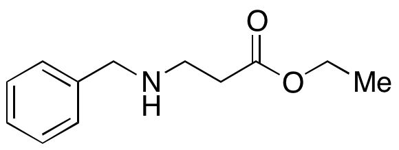 N-Benzyl- β-alanine Ethyl Ester