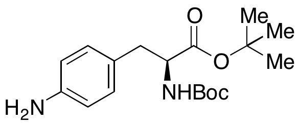 N-Boc-4-amino-L-phenylalanine t-butyl ester